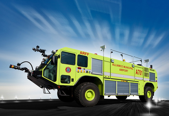 ARFF Crash/Fire A701 - 2012 Oshkosh Striker