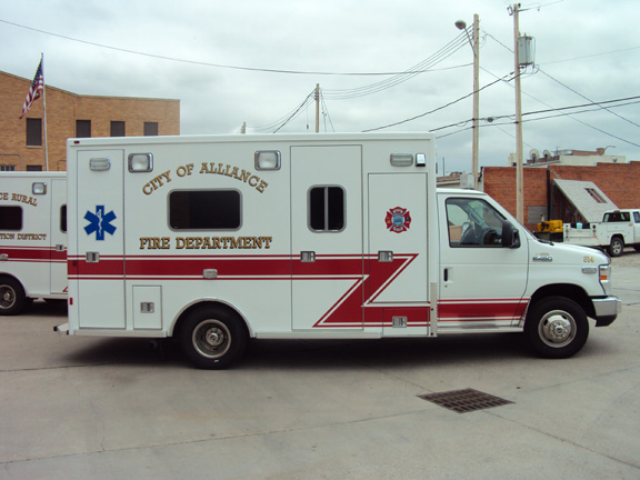 City Ambulance 314