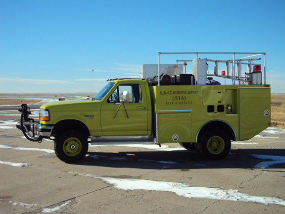 ARFF Crash/Fire A700 - 1997 Ford